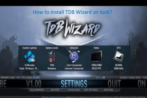 tdb wizard image