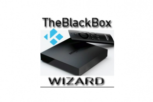 the black box kodi wizard