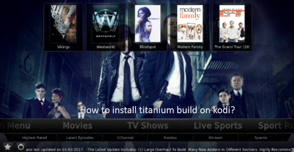 How Many Builds Can I Download Titanium