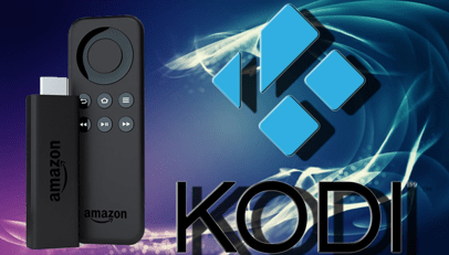 use kodi on firestick
