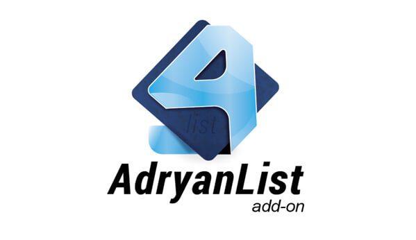 como instalar adryanlist