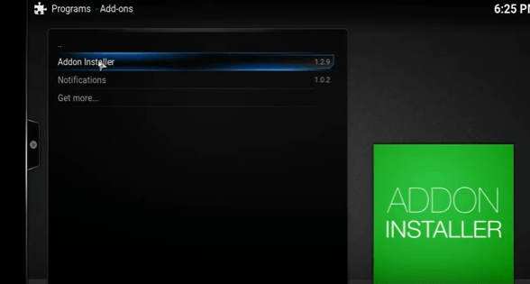 how to install alluc add on in kodi