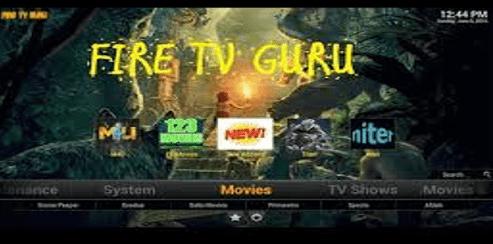 kodi build for fire tv