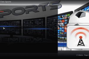 digitele sports kodi
