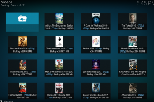 How to watch kodi bluray videos & movies with hevc addon