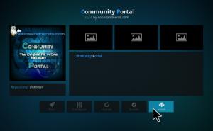 community portal kodi