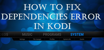 how to update kodi on android box