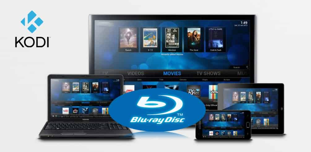 How to watch kodi bluray videos & movies with hevc addon