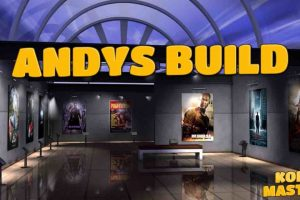 andys build kodi