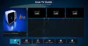 ivue tv guide kodi addon
