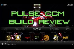 kodi pulse ccm build