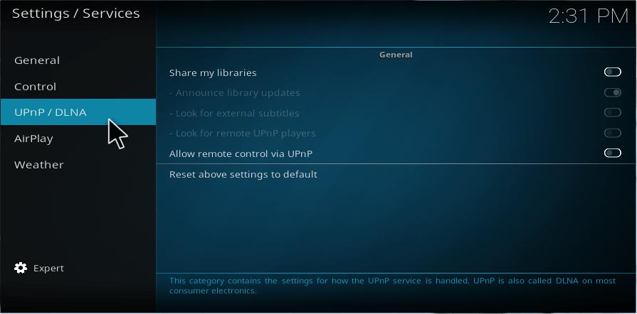 How to install kodi on xbox 360 with UPnP / DLNA - Kodiforu