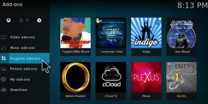 How to install Gears of war build on kodi using