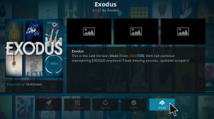 install exodus on kodi krypton