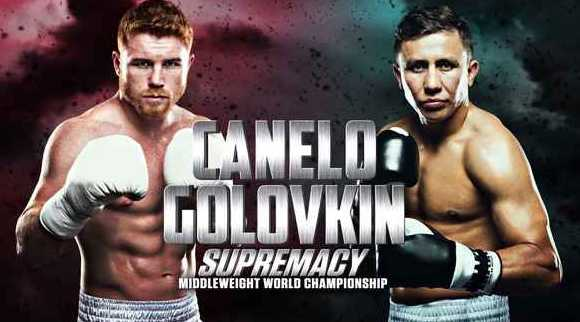 Canelo Alvarez Vs Gennady Golovkin Is The Most Awaiting Professional Boxing Super Fight Billed Under Supremacy It Is Contested For The Unified Wba Wbc