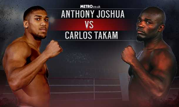 Joshua vs Takam on kodi