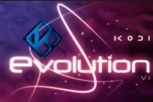 evolution kodi build