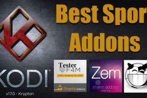 best kodi live sports addons