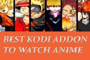 best kodi addon to watch anime