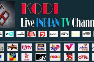 watch indian channels on kodi