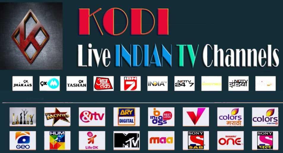 5 Best Video addons to watch Indian channels on kodi