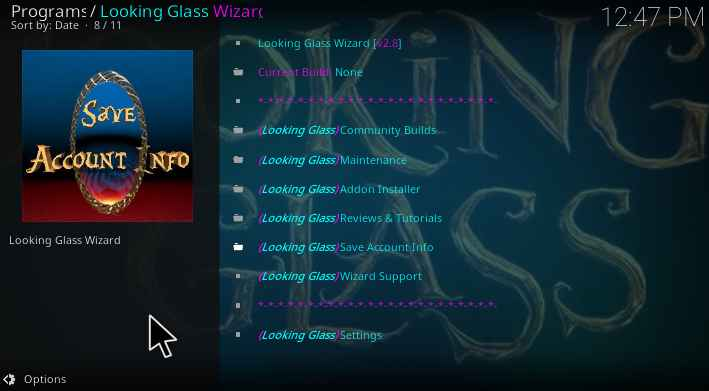 Looking glass wizard- The best Ares Wizard Alternative you should