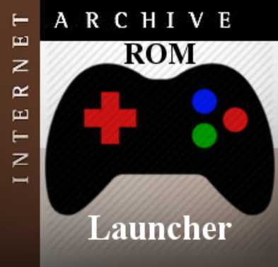 internet archive rom launcher