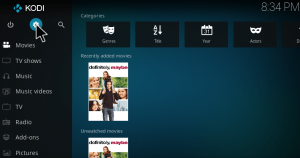 You can now stream torrents on kodi using the Quasar addon