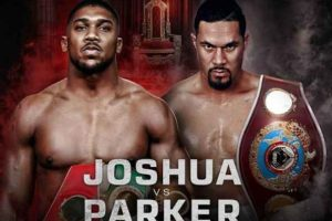 joshua vs parker on kodi