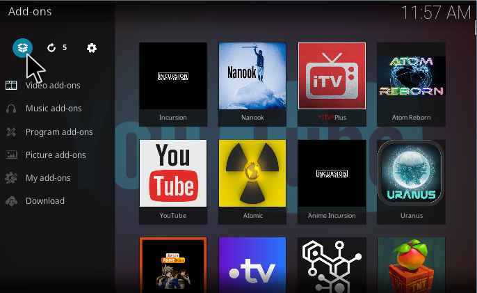 Installation guide for Lazy Kodi Repository (only repo you