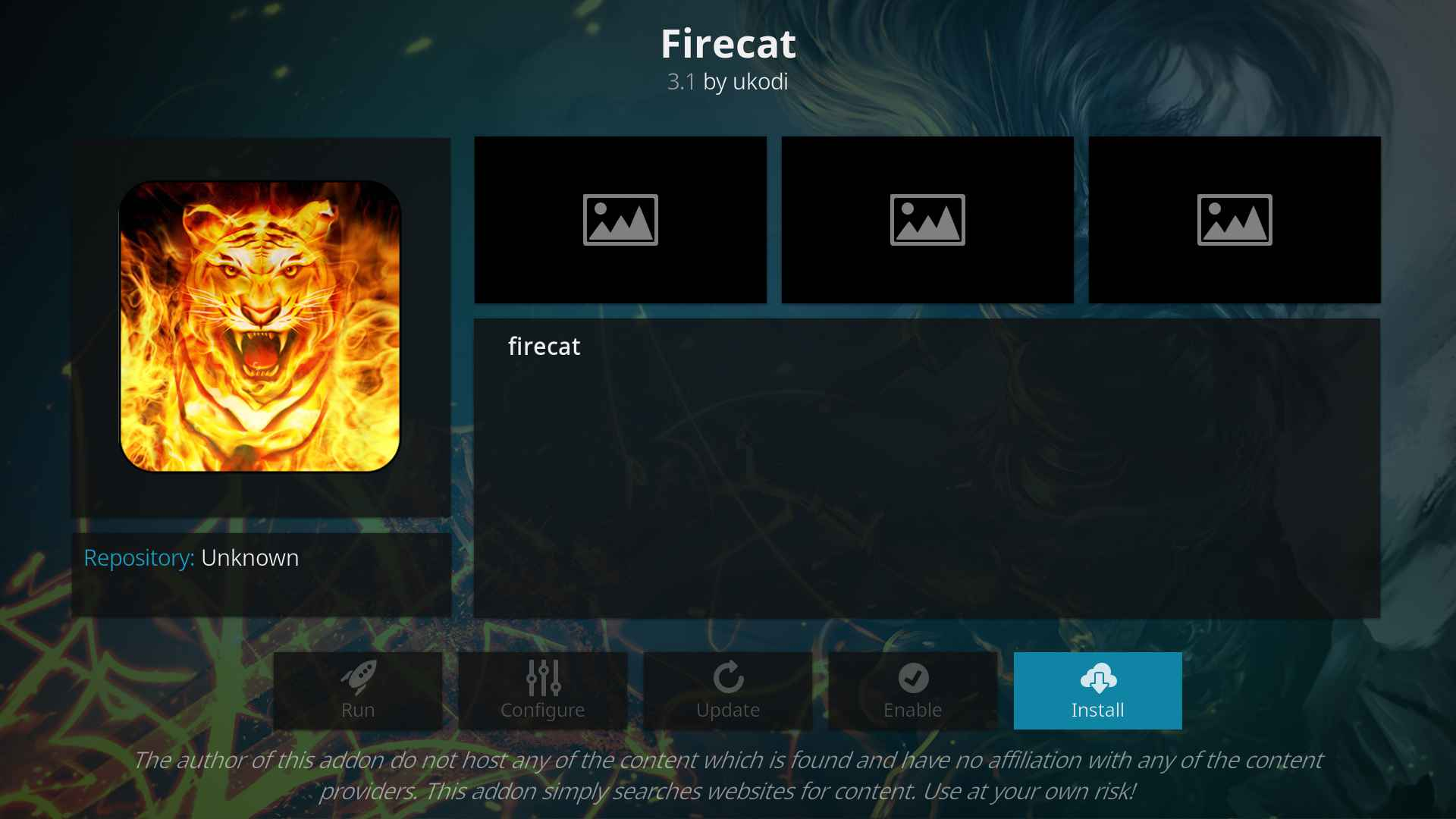 Firecat Kodi Addon Review and Installation guide with