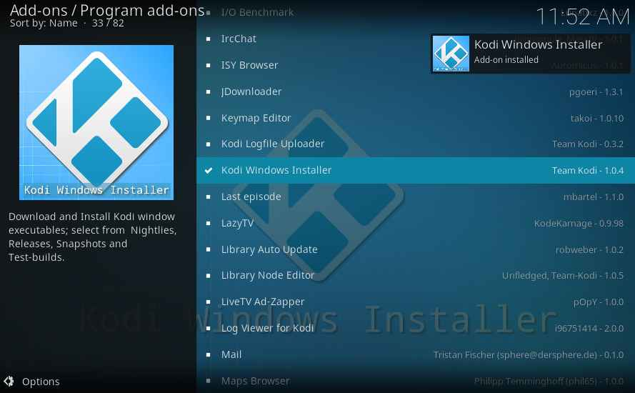 How to Update Kodi to the latest Leia 18 version in a single