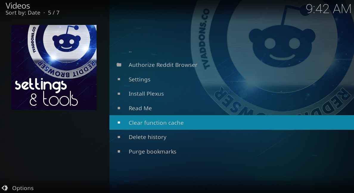 Reddit browser - A new Kodi addon from TVAddons- A detailed
