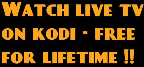 Best way to watch Live TV on Kodi for free using addons and PVR clients